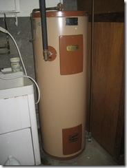 Froling P4 Old Electric Water Heater