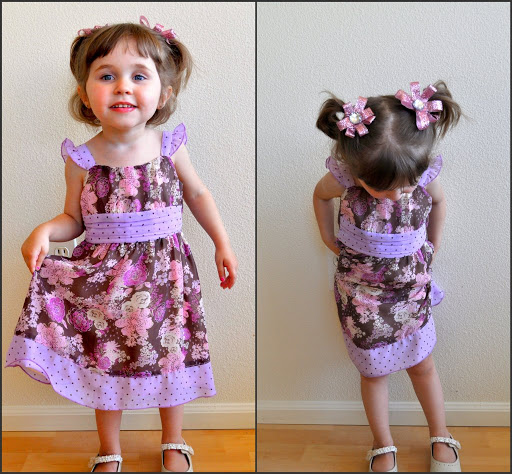 Emma's Easter outfit