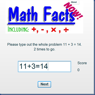 mathfactsnow screenshot3
