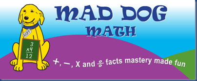 mad dog math header