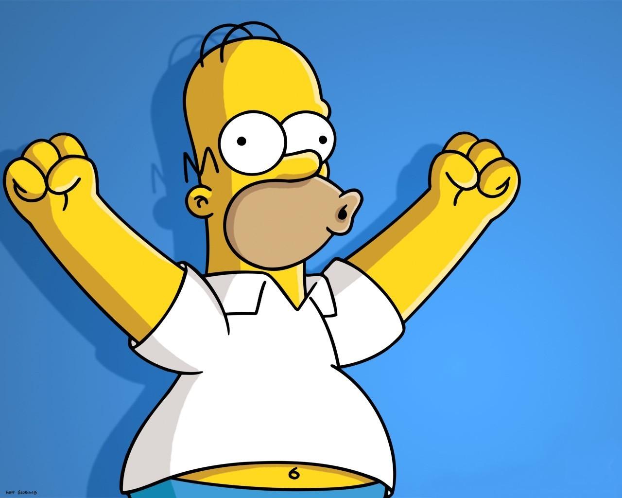Hice una torta con Homero Simpson ¡y te la muestro! - Taringa!