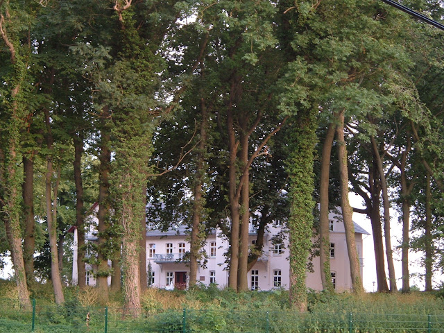 Jagdschloß zu Hohen Niendorf bei Kühlungsborn/ Ostsee