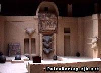 Çatal Höyük'ten bir ev