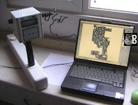 Arkeojeofiziksel ölçümlerin aktarılması