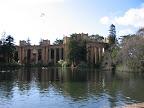 Palace of Fine Arts, collonade