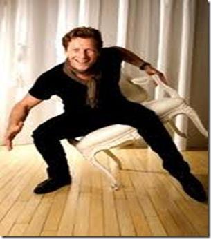 Magnús Örn Scheving, actor que encarna a Sportacus en la serie Lazy Town