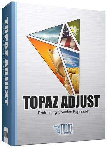 Topaz Adjust HDR Adjust
