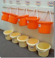 Buckets and Hooks
