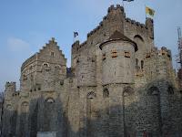 castillo conde de flandes gante