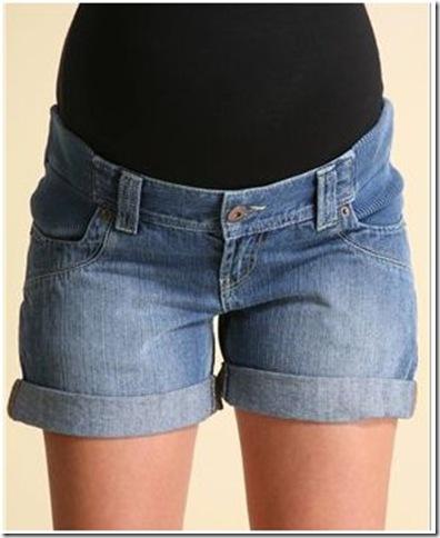 Shorts premamá