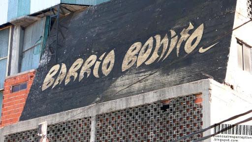 Nike Barrio Bonito Advertising Mural La Boca Buenos Aires, Argentina