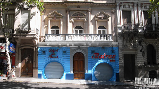 Club de Paris, Table Dance Bar and Strip Club in Montevideo, Uruguay