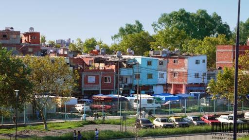 Villa 31 - Villa Miseria (Asentamientos) in Buenos Aires, Argentina
