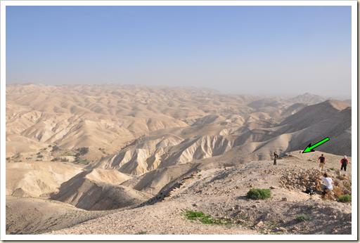 Wadi Qilt 1