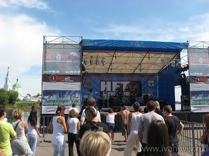 концерт «Сумей сказать НЕТ наркотикам» в Твери