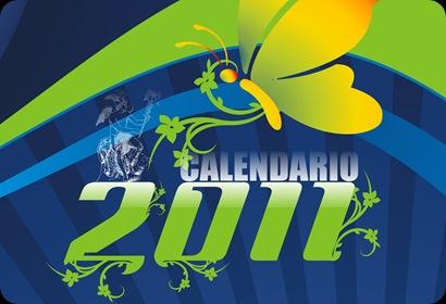 CALENDÁRIOS 2011-BLOG