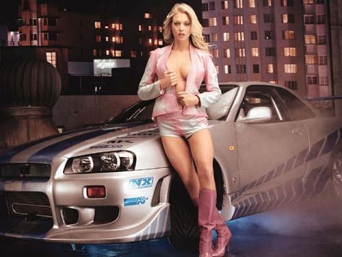 wallpapers of cars and girls. Girls and Cars – Wallpapers