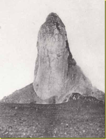 spina della Montagne Pelée
