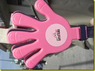 Gadget Giro d'Italia 2011 a