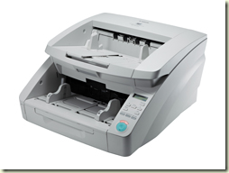 Canon DR-6050C Scanner