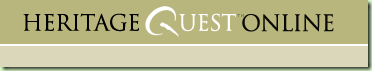 Logo for HeritageQuest Online