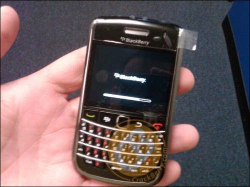 BlackBerry Bold 9650 coming soon