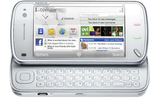 nokia n97 white Nokia E63 firmware was updated to v500.21.009