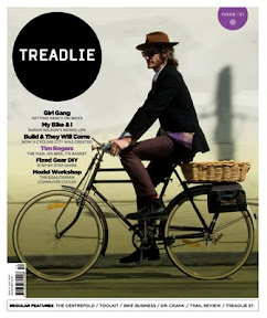 Treadlie - New Australian Bike Culture Magazine