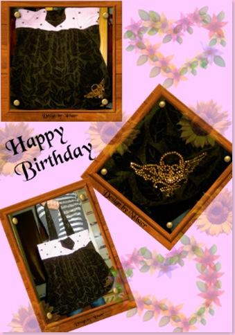 Sassi Geburtstag