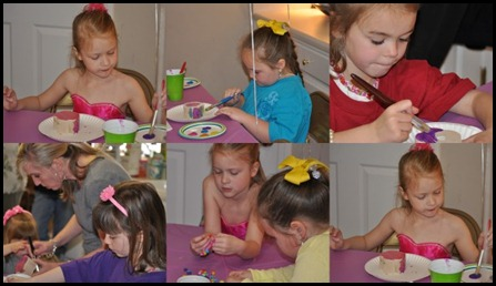 6th Bday Tea Party