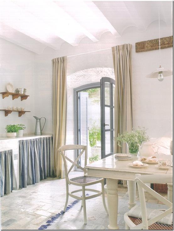 Casa de Valentina - integração com a cozinha