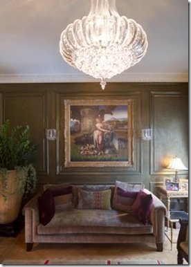 Casa de Valentina - via ShootFactory - 2 estilos na mesma casa em Londres - sóbrio