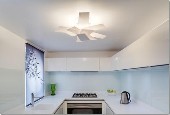 Casa de Valentina - via ShootFactory - 2 estilos na mesma casa em Londres - cozinha
