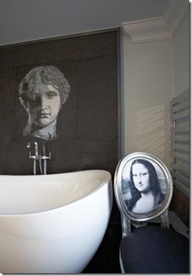 Casa de Valentina - via ShootFactory - 2 estilos na mesma casa em Londres - mulheres