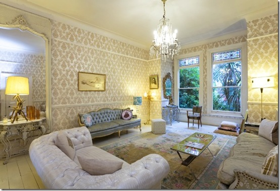 Casa de Valentina - via ShootFactory - Casa Londrina  - sala de estar
