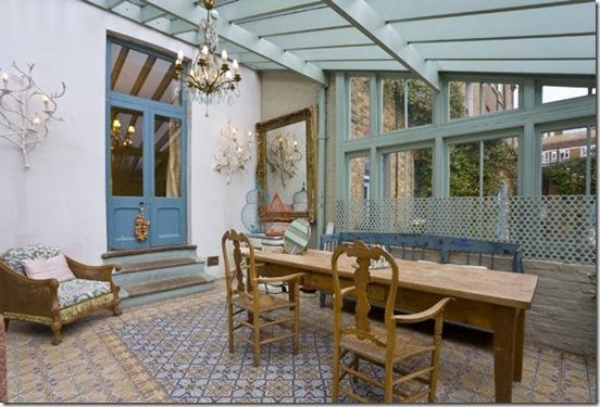 Casa de Valentina - via ShootFactory - Casa Londrina  - sala de almoço