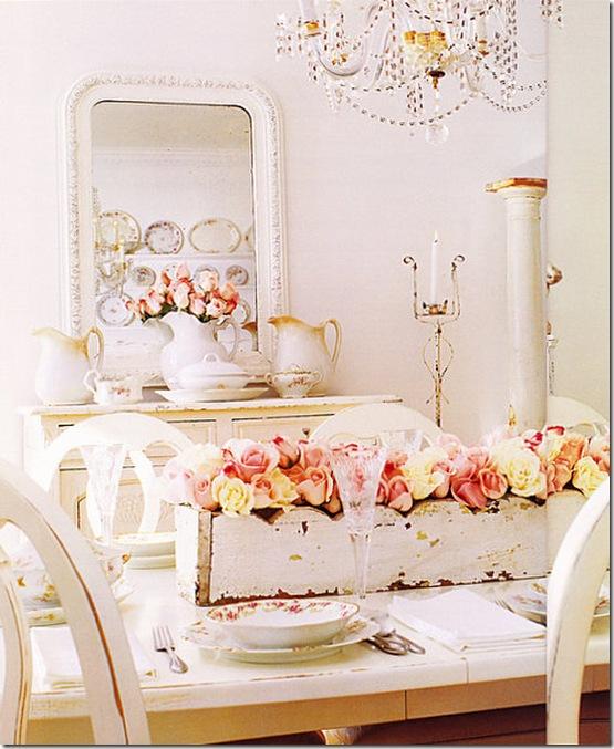 Casa de Valentina - caixa com flores via Brabourne Farm