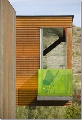 Casa de Valentina - via Black Studio - acrílico na varanda