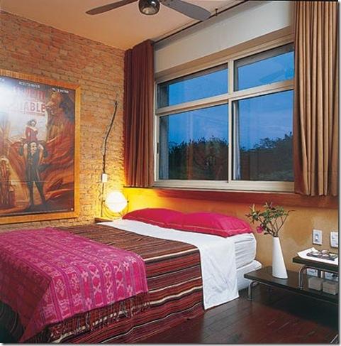 Casa de Valentina - via Arquitetura e Construção - Fábio Galeazzo - quarto