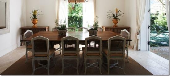 Casa de Valentina - Oficina Inglesa - Casa Rio Parati - jantar