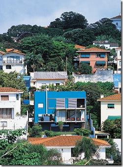 Casa de Valentina - André Vainer & Guilherme Paoliello - Casa no Pacaembu - fachada
