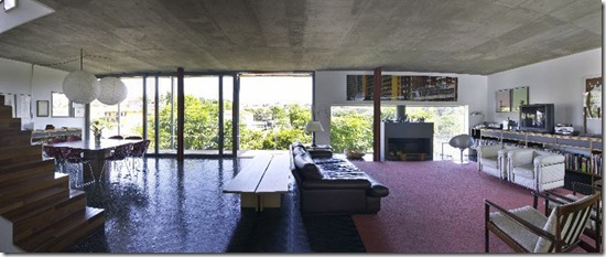 Casa de Valentina - André Vainer & Guilherme Paoliello - Casa no Pacaembu - sala de estar
