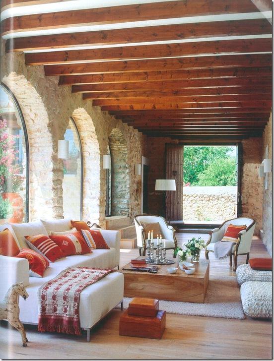 Casa de Valentina - via El Mueble - sala confortável