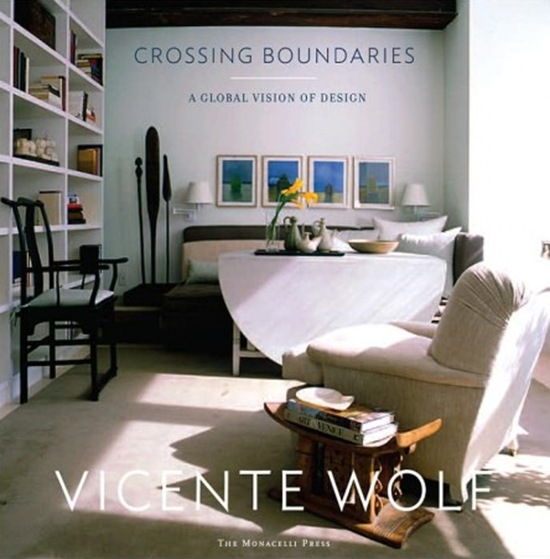 Crossing Boudaries - Vicent Wolf
