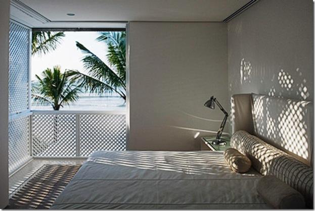 Quero acorda assim. Casa projetada por Isay Weinfeld e fotografada por Nelson Kon