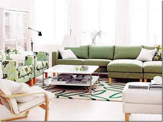 sala verde paz