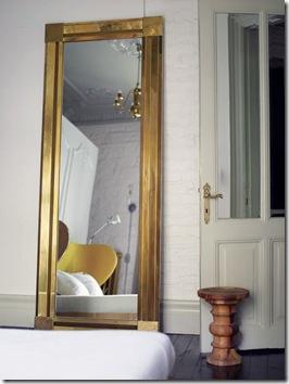 Espelho do quarto