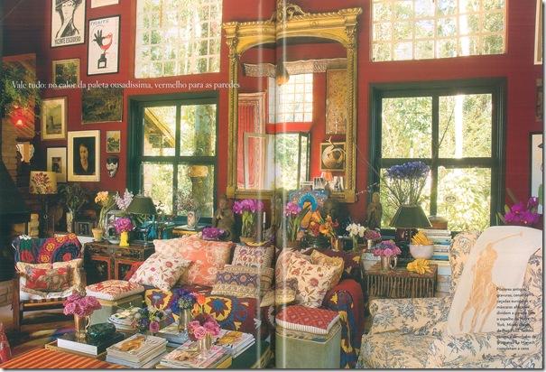 Casa de campo Sig bergamin by Vogue Casa