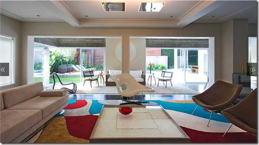 Casa de Valentina - Alice Martins e Flávio Butti - sala de estar moderna