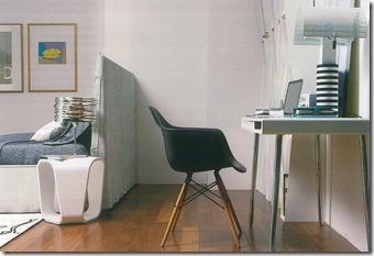 Casa de Valentina - via CasaViva - escrivaninha no quarto